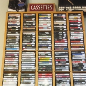 We heart cassettes