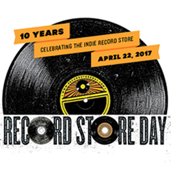 Record Store Day 2017!