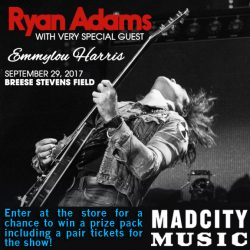 Ryan Adams & Emmylou Harris Giveaway!
